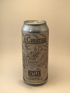 **LOCAL** Butler Brew Works - C Creature (16oz Can)
